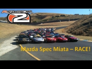 Mazda Spec Miata at Interlagos - Let's Race - rFactor2 MOD - Talk&Drive [ENG SUB]