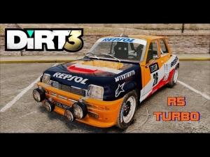 Dirt 3 - Renault 5 Turbo @ Hamar Descent - Noruega # 2-4