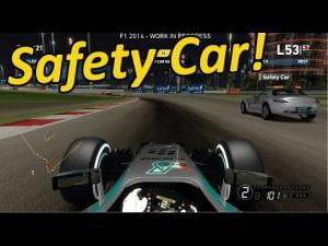 F1 2014 Gameplay Bahrain 100% Race Lewis Hamilton