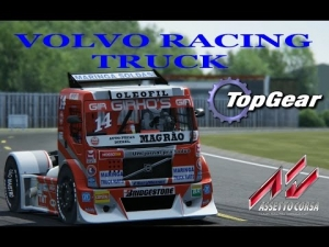 Assetto Corsa | Volvo Racing Truck | Top Gear