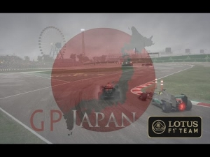 F1 2013 | GP de Japón | Romain Grosjean | Lotus F1