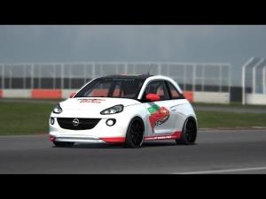 [Assetto Corsa] Opel Adam @ Monaco