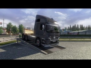 [Euro Truck Simulator 2] Majestic Actros