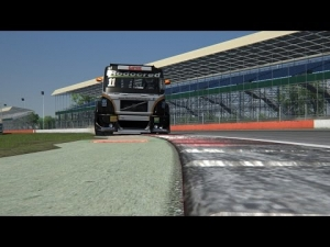 [Assetto Corsa] Volvo Truck @ Silverstone National