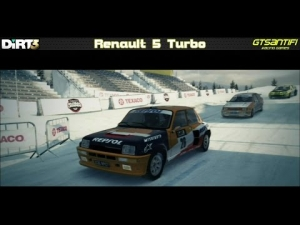 Dirt 3 - Renault 5 Turbo @ Skaarsetsaga - Noruega # 4-4