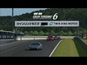 Gran Turismo 6 - Mitsubishi Lancer Evolution GSR ' 92 @ Twin Ring Motegi - Circuito Este