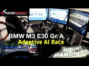 R3E - BMW M3 Adaptive AI at Mount Panorama, Bathurst