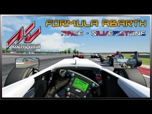 Assetto Corsa Race! - Tatuus Formula Abarth @ Silverstone Circuit