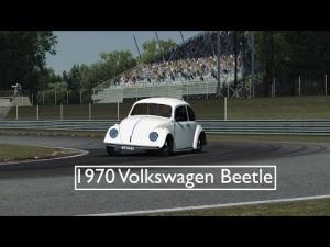 Assetto Corsa - 1970 Volkswagen Beetle
