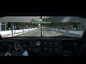 RaceRoom Racing Experience: Zakspeed Capri - Lakeview Hillclimb Attack!