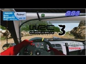 WRC 3 - Toyota Celica Turbo 4WD ' 92 - Rally de Argentina - El Condor