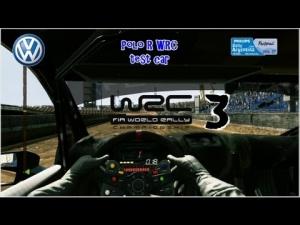 WRC 3 - VW Polo R WRC test car - Argentina - Uno contra el otro