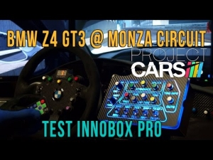 Project CARS - Test Innobox Pro BMW Z4 GT3 @ Monza