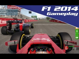F1 2014 Gameplay:- 25% Race At Canada | Legend Ai