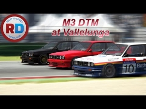 Assetto Corsa MP - M3 DTM at Vallelunga [Racedepartment]