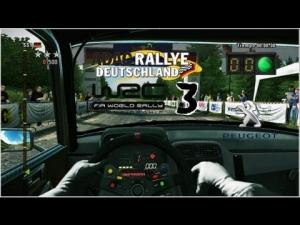 WRC 3 - Peugeot 504 - Rally de Alemania - Moselland