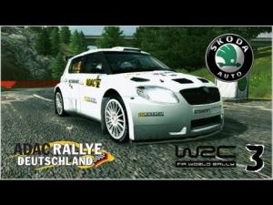 WRC 3 - Skoda Fabia S2000 - Alemania - Gate Contest