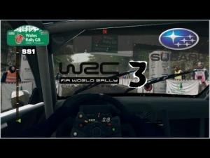 WRC 3 - Subaru Impreza WRC 07 - Wales Rally GB - Crychan