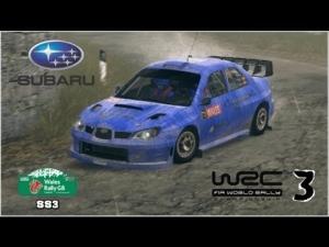WRC 3 - Subaru Impreza WRC 07 - Wales Rally GB - Great Orme