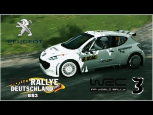 WRC 3 - Peugeot 207 S2000 - Rally de Alemania - Dhrontal