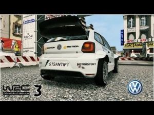 WRC 3 - VW Polo R WRC test car - Alemania - Uno contra otro