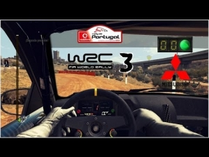 WRC 3 - Mitsubishi Lancer Evo III - ' 96 - Portugal - Top Rally Contest