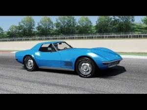 Assetto Corsa Corvette 454 1970 + Download Car