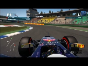 F1 2014 Game | Todos los coches & circuitos (All cars & tracks)