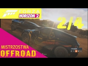 Forza Horizon 2 | Mistrzostwa OFFROAD 2/4 | Bowler EXR A800