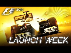 F1 2014 - Launch Week