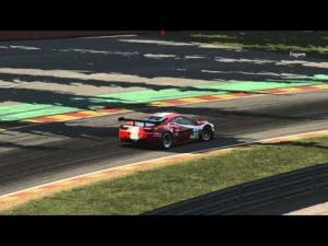 Assetto Corsa - Ferrari 458GT2 at Spa