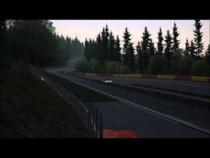 Assetto Corsa 1.0rc  Cobra @ Spa External Cam