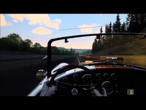 Assetto Corsa v1.0 RC  Cobra @ Spa @ 8am