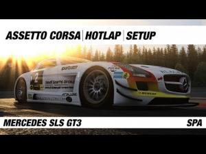 Assetto Corsa | Mercedes @ Spa