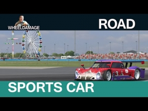 iRacing : 2014S3W12 World Sports Car Series Riley DP Daytona 1