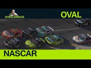 iRacing : 2014S3W12 NASCAR Class A (Fixed) Talladega- 35 laps