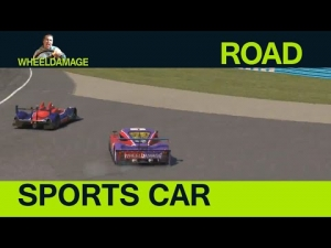 iRacing : 2014S3W12 World Sports Car Series Riley DP Daytona 2