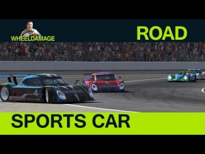 iRacing : 2014S3W12 World Sports Car Series Riley DP Daytona 3