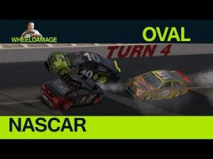 iRacing : 2014S3W12 NASCAR Class A (Fixed) Talladega 2
