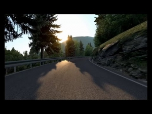 Godrays light effects and snoopy nordschleife Assetto corsa 1.0 rc