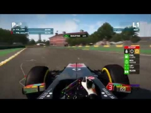 F1 2014 Online Australia 1.25.441 | Hotlap + Setup (Description)
