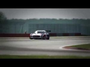 Assetto Corsa - Fortec Mercedes-Benz SLS GT3 - Silverstone GP