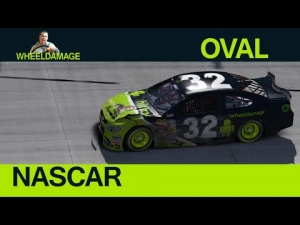 2014 NASCAR iRacing Series Goody's Headache Relief Shot Martinsville - 250 laps