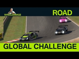 iRacing : 2014S4W1 Global Challenge (Fixed) - Okayama - Cadillac
