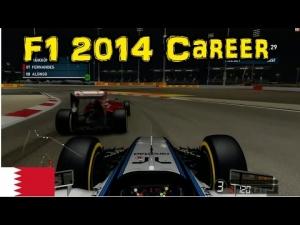 F1 2014 Career - Part 3: Bahrain