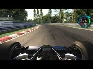 Assetto Corsa - Lotus 98T Nordschleife 5:20.121