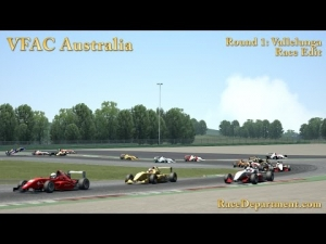 VFAC Australia Round 1: Vallelunga - Race Edit