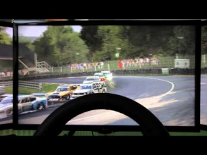 Project CARS | ☂ amazing weather changes | Ford Zakspeed at Brands Hatch | triple screen ULTRA 4K