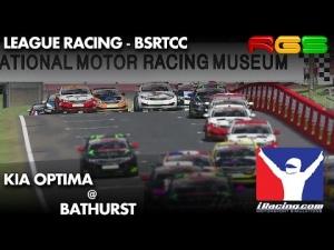 iRacing.com | Kia Optima | Bathurst | Touring Car Racing