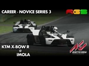 Assetto Corsa | KTM X-Bow R | Imola | Career Race